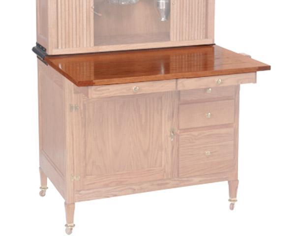 hoosier cabinet replacement top 2